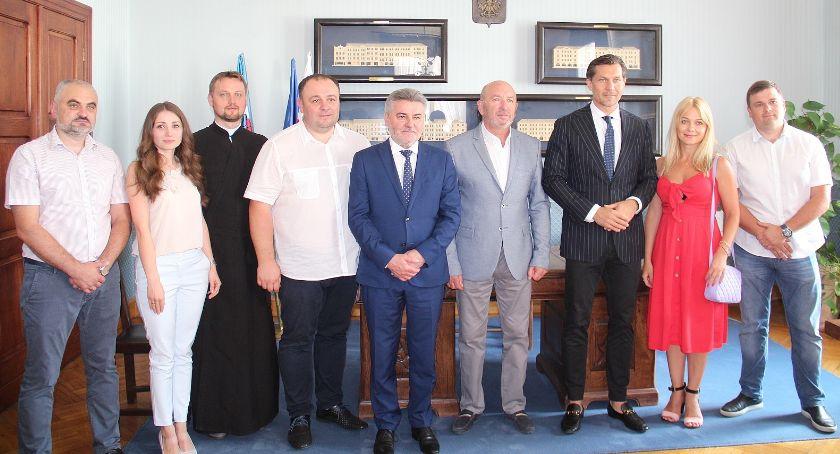 Prezydent, Kalisz Kmieniec Podolski Ćwierć wieku partnerstwa - zdjęcie, fotografia