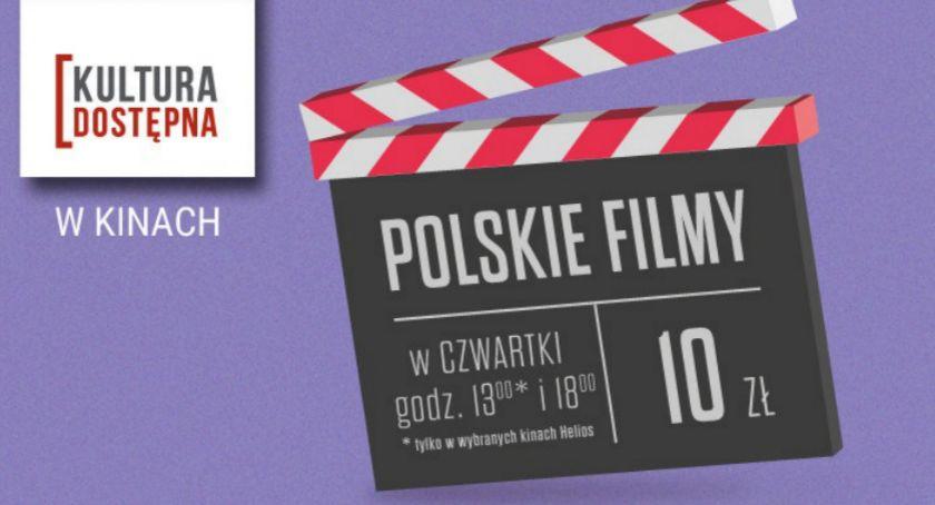 Kino, Kultura Dostępna Helios prezentuje najlepsze polskie kino! - zdjęcie, fotografia
