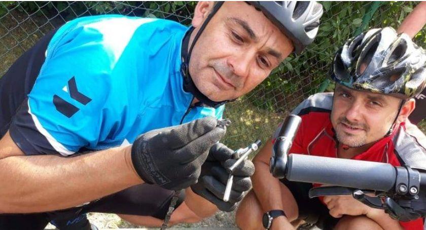 Atrakcje i Ciekawostki, Towarzystwo Rowerowe Calisia zaprasza pielgrzymkę rowerową Jasną Górę - zdjęcie, fotografia