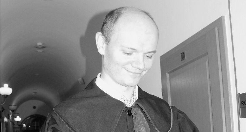 Historia, Zmarł adwokat Michał Kruszwicki - zdjęcie, fotografia