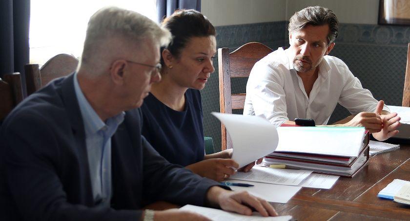 Inwestycje, Kalisz inwestycje rzece Prośnie dopływach - zdjęcie, fotografia