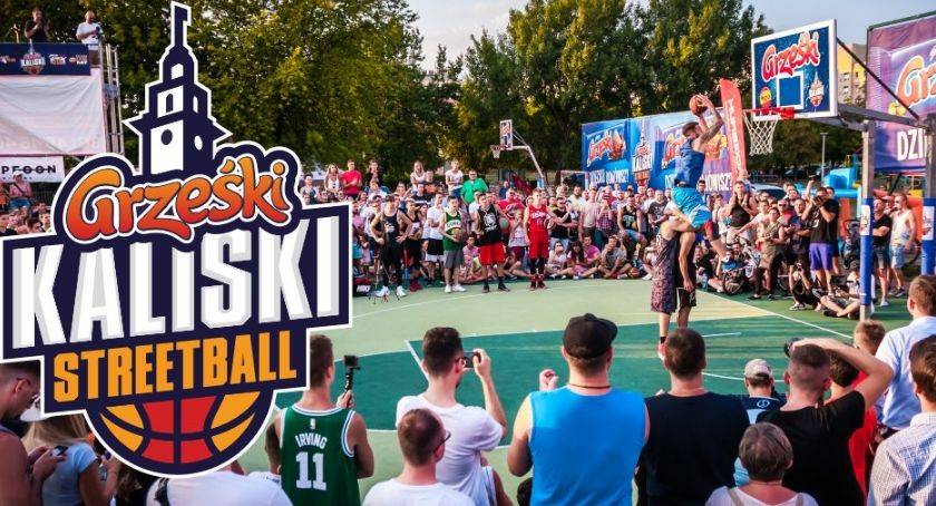 Koszykówka, Kaliszu odbędzie trzydniowe święto koszykówki ulicznej - zdjęcie, fotografia