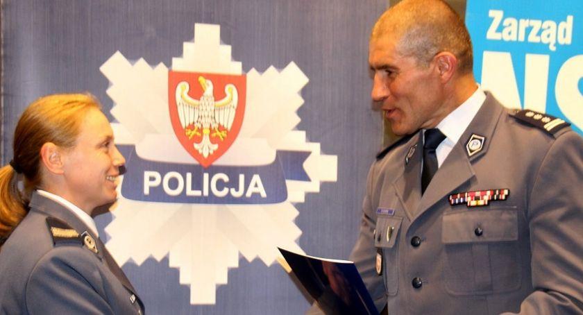 Policja - komunikaty , Kaliszanka sierż sztab Patrycja Wojtas Imperiał najlepsi Wielkopolsce - zdjęcie, fotografia