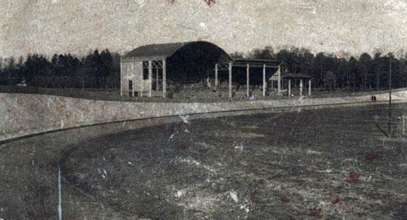 Historia, Najstarszy kaliski stadion - zdjęcie, fotografia