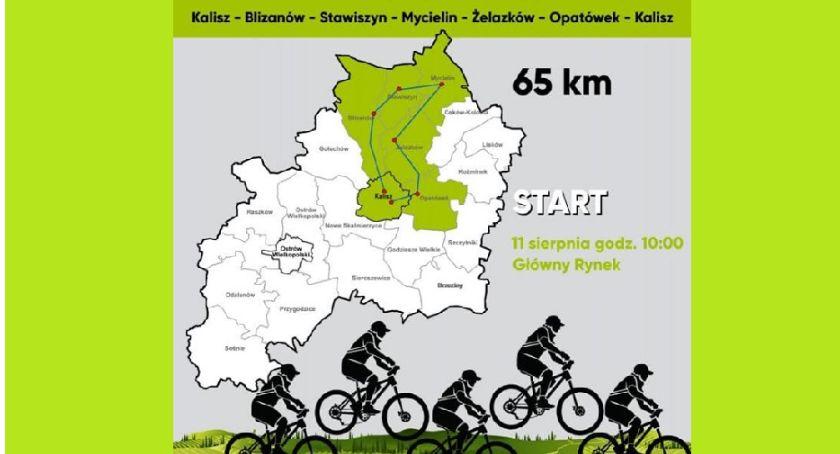 Atrakcje i Ciekawostki, rowerowy aglomeracji kalisko ostrowskiej - zdjęcie, fotografia