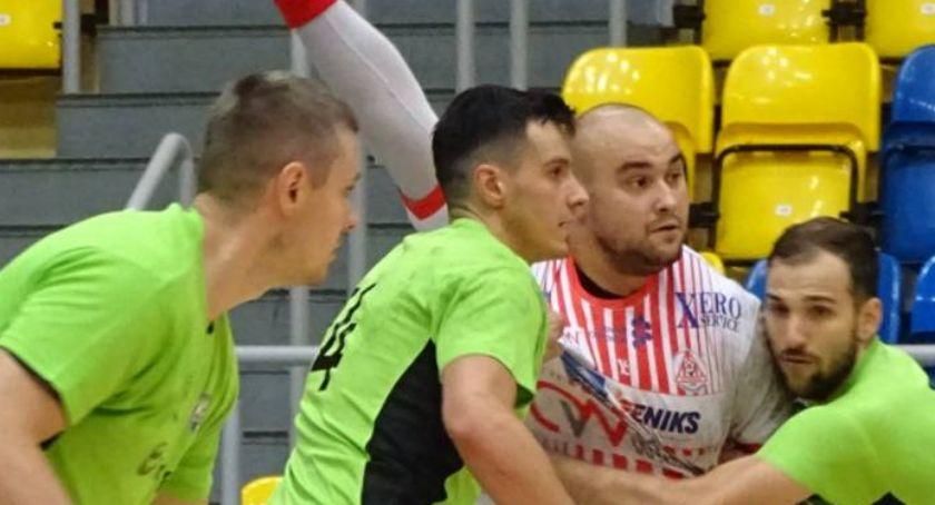 Piłka ręczna, Wygrany sprawdzian Energi Kalisz Ostrovią Ostrów Wielkopolski tydzień Szczypiorno dużo zdjęć - zdjęcie, fotografia