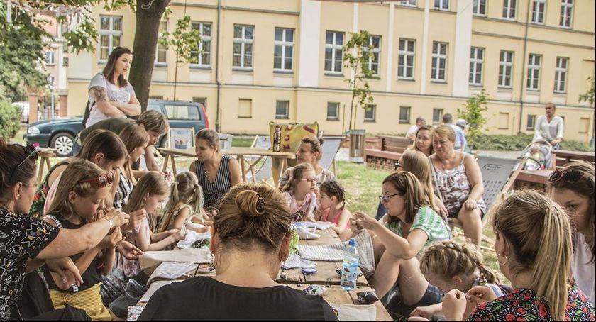 Atrakcje i Ciekawostki, akacje Rozmarku - zdjęcie, fotografia