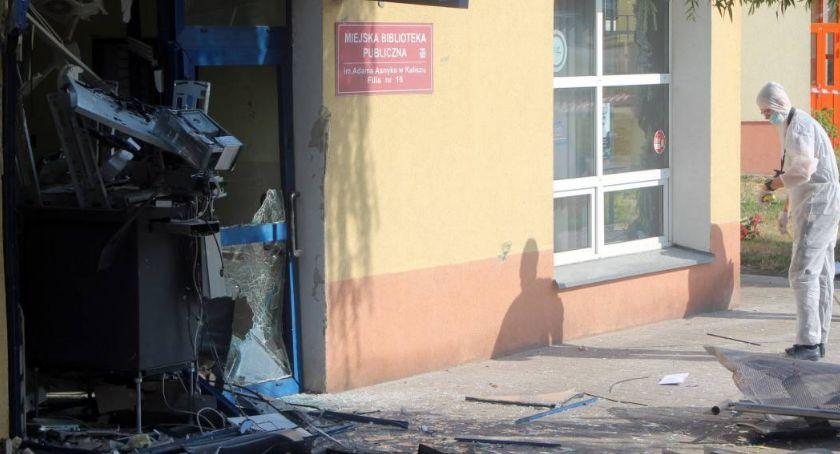 Kronika Kryminalna, Sprawcy wysadzenia bankomatu zatrzymani - zdjęcie, fotografia