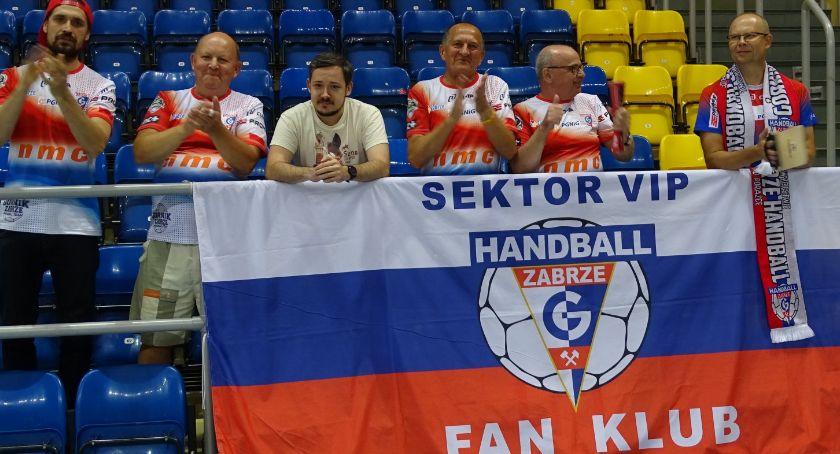 Piłka ręczna, Górnik Zabrze wygrał Szczypiorno - zdjęcie, fotografia