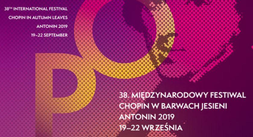 Koncerty, Chopin Barwach Jesieni program Międzynarodowego Festiwalu - zdjęcie, fotografia