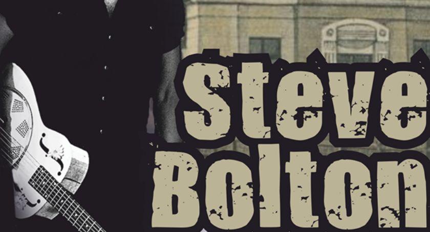 Koncerty, Steve Bolton czyli historia rock&rolla pigułce - zdjęcie, fotografia