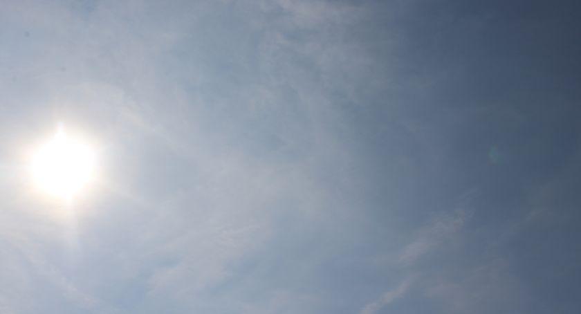 Ochrona środowiska - ekologia, Synoptycy ostrzegają przed upałem - zdjęcie, fotografia