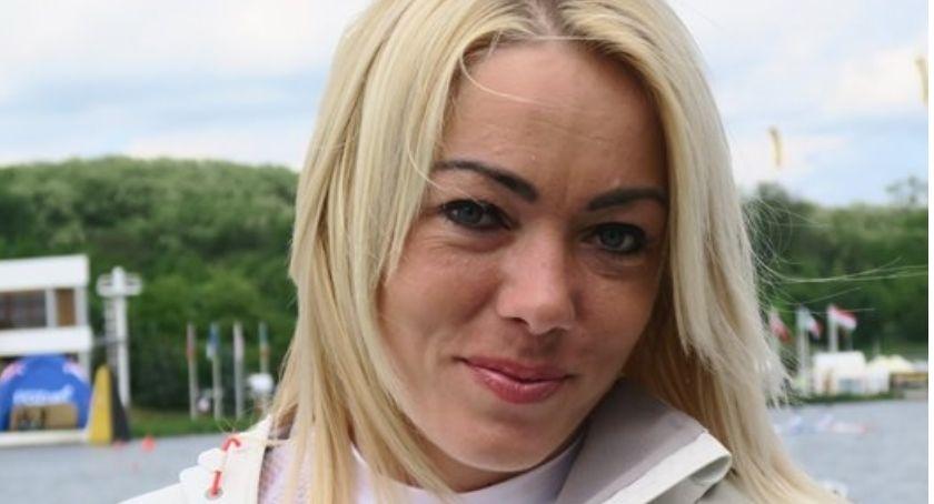 Kajakarstwo / Wioślarstwo, Kaliszanki poznańskiej Malcie Marta Walczykiewicz popłynie medal Mistrzostw Polski - zdjęcie, fotografia