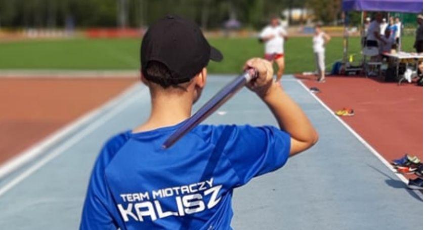 Lekkoaltetyka, Fantastyczne rekordy kaliskich młodzików - zdjęcie, fotografia