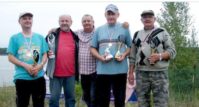 Wędkarstwo, Mistrzostwa Koła Feederze - zdjęcie, fotografia
