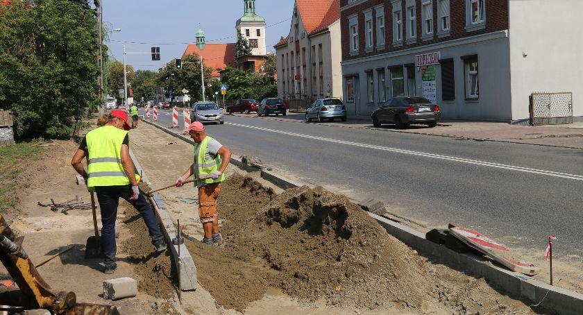 Inwestycje, parking Kaliskiej - zdjęcie, fotografia