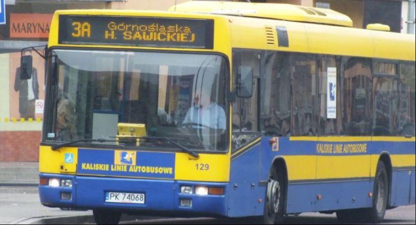 Transport, tygodniu jeździmy darmo autobusami - zdjęcie, fotografia