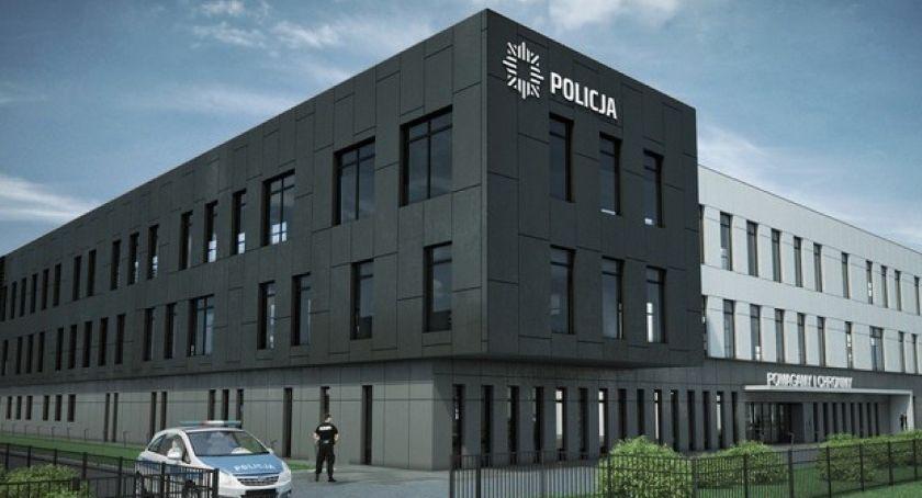 Policja - komunikaty , Odwiedź nową siedzibę Komendy Miejskiej Policji Kaliszu! - zdjęcie, fotografia