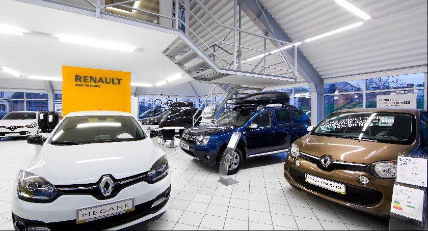 Motoryzacja, Salon samochodów używanych Renault Selection otwarty! - zdjęcie, fotografia