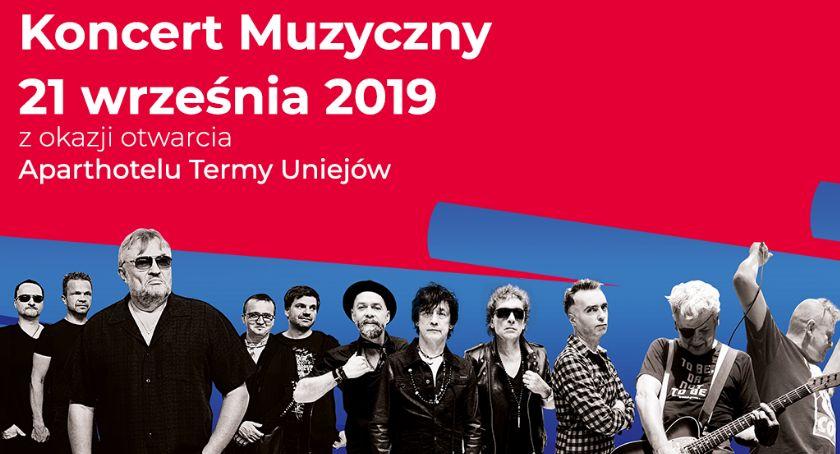 Koncerty, sobotę znani artyści otwarciu Aparthotelu Termy Uniejów! - zdjęcie, fotografia