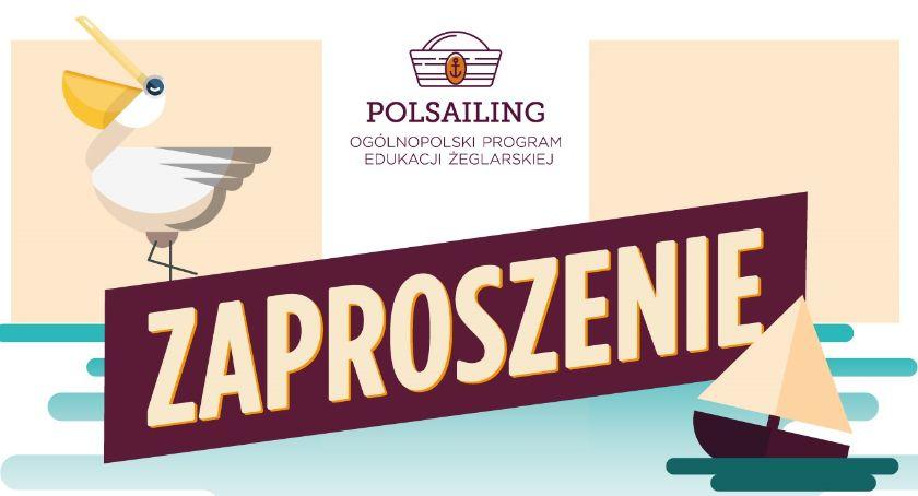 Atrakcje i Ciekawostki, sobotę Prośnie pojawią żagle PolSailing - zdjęcie, fotografia