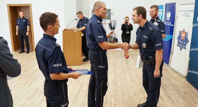 Policja - komunikaty , Policjanci Kalisza wśród najlepszych dzielnicowych Wielkopolsce - zdjęcie, fotografia