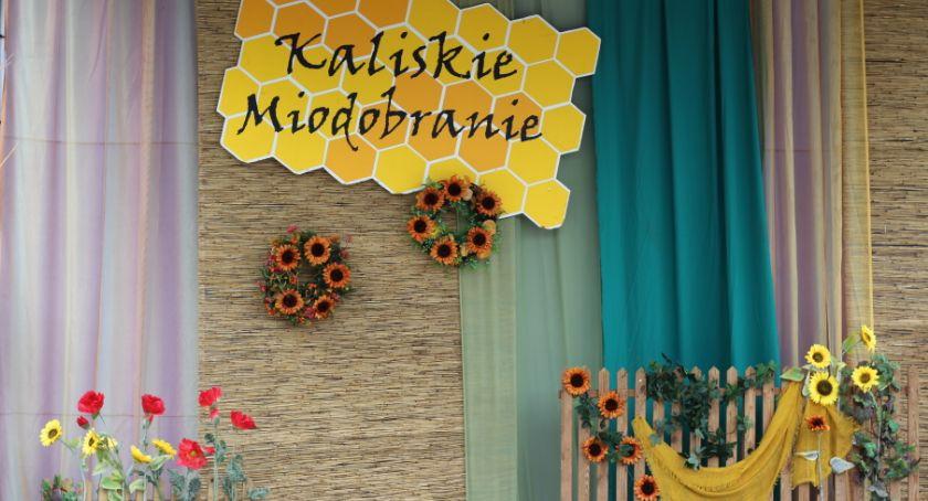 Atrakcje i Ciekawostki, Kaliskie Miodobranie! ZDJĘCIA - zdjęcie, fotografia