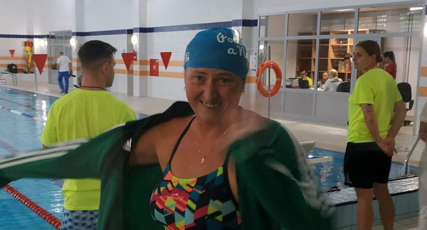 """Pływanie, Kaliszanka mistrzynią """"terytorialsów"""" pływaniu - zdjęcie, fotografia"""