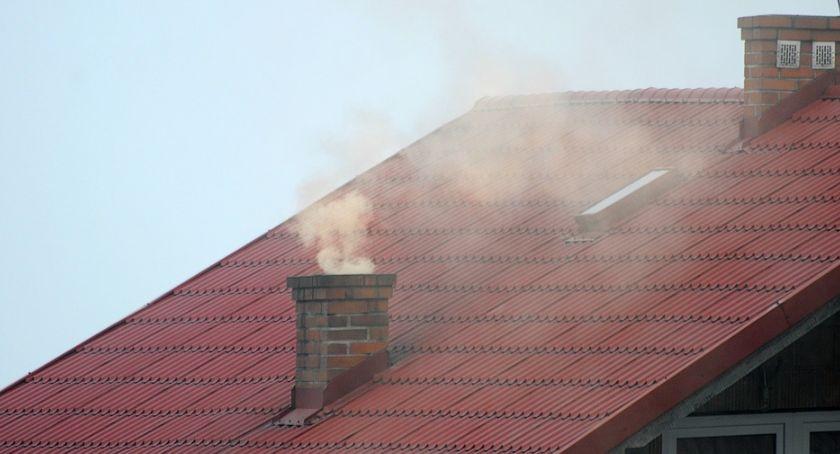 Ochrona środowiska - ekologia, Miasto walczy pyłami smogiem - zdjęcie, fotografia