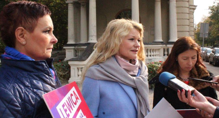 Polityka, Lewica podsumowała kampanię wyborczą - zdjęcie, fotografia