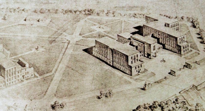 Historia, miał wyglądać szpital Toruńskiej Kaliszu - zdjęcie, fotografia