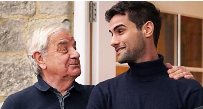 Mecenas radzi, Alimenty dziadków - zdjęcie, fotografia