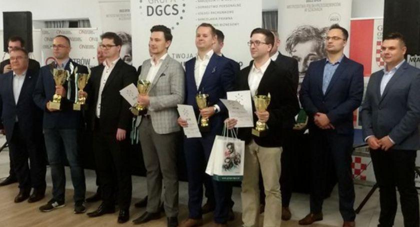 Biznes, Mistrzostwa Polski Przedsiębiorców Szachach - zdjęcie, fotografia