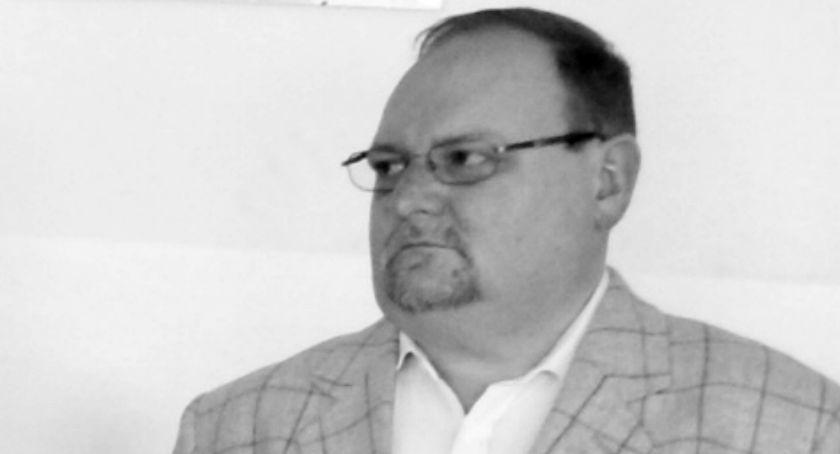 Pozostałe, żyje redakcyjny kolega Piotr Szymański - zdjęcie, fotografia