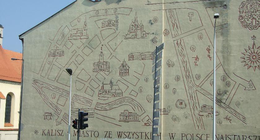 Miejski krajobraz, odnowi kamienicę wizytówkę Kalisza - zdjęcie, fotografia