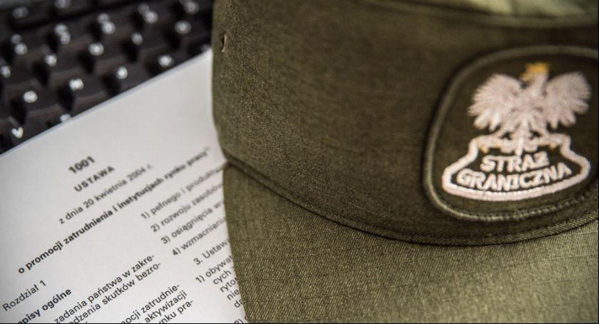 Temida, Straż Graniczna Kalisza kontroluje legalność zatrudnienia cudziemców - zdjęcie, fotografia