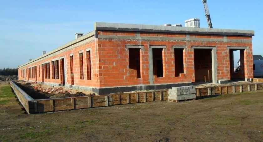 wiadomości z regionu, Stawiszynie budują przedszkole - zdjęcie, fotografia