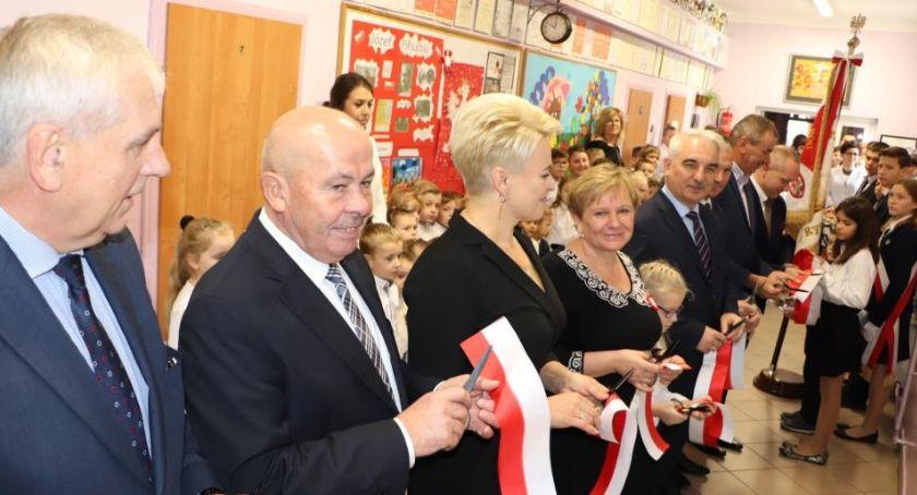 wiadomości z regionu, Świętowanie rychnowskiej szkole Polski Niepodległej - zdjęcie, fotografia