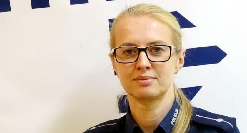 Policja - komunikaty , Złamała zakaz kierowania pojazdem - zdjęcie, fotografia