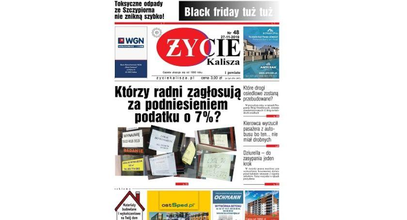 Publikacje i książki, Ukazał numer Życia Kalisza - zdjęcie, fotografia