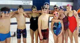 Talent z klasy pływackiej