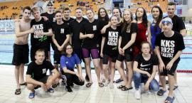 Pływacy KKS Kalisz sprawdzali formę