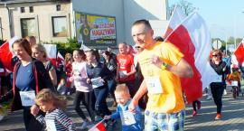 Mieszkańcy Kalisza wzięli udział w 11. Biegu z Flagą - zdjęcia