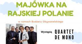Koncert zespołu De Mono na Rajskiej Polanie w Kaliszu