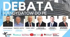 Kaliska debata kandydatów do Parlamentu Europejskiego:  Piotr