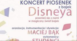 Koncert piosenek z bajek W. Disneya