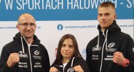 Złoto i srebro bokserów KS Ziętek Team Kalisz w Ogólnopolskiej Olimpiadzie Młodzieży