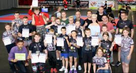 Bogaty medalowy plon reprezentantów MMA Tornado Kalisz