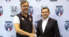 Szwedzki trener przedłużył umowę z Energą MKS Kalisz
