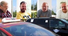 Kaliscy taksówkarze nie boją się konkurencji  Bolta